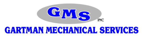 gartman mechanical services logo